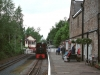 South Tynedale Railway at Alston Station.