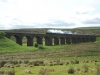 Moorcock viaduct, Garsdale - 46115 - The Scots Guardsman
