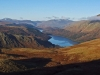 Thirlmere and Blencathra from Steel Fell.