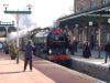 The Tornado at Ulverston Station. Photo by Tony Richards