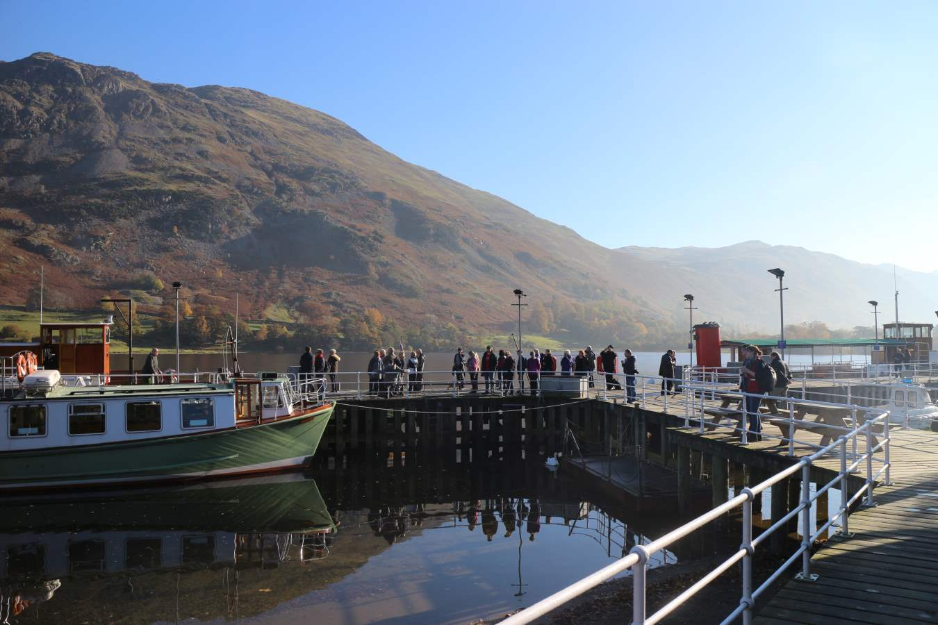 Image result for ullswater steamers