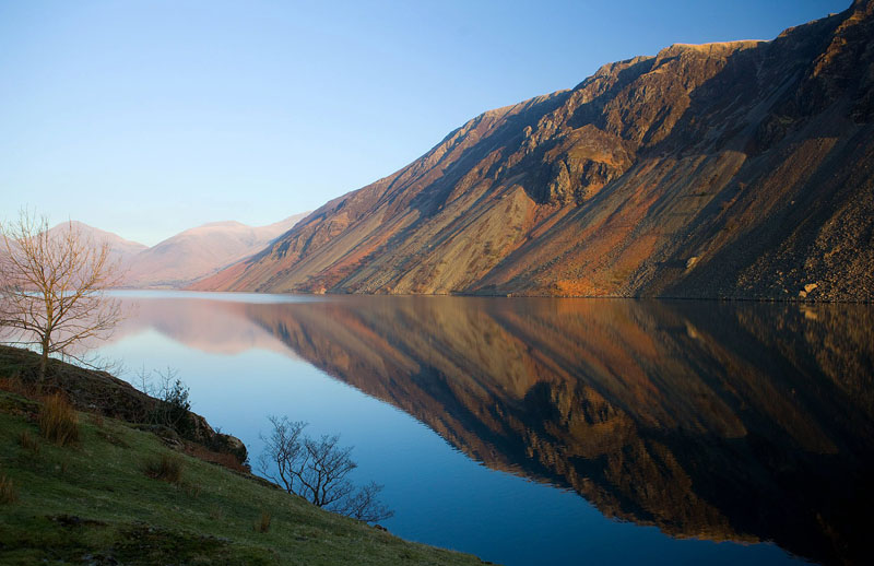 Wastwater Visit Cumbria