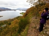 Surprise View.  Looking out across Derwentwater