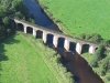 Viaduct over the River Liddel north of Kirkandrews,