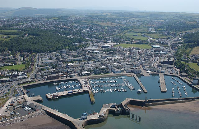 Whitehaven - UK Ports - The reliable guide to the UK's Ports