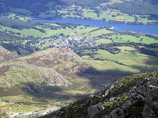 image of Coniston from 'The Old Man of Coniston