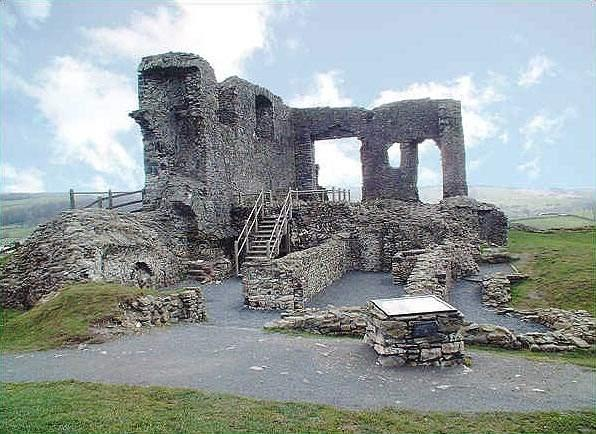 how to get to kendal castle