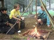 bushcraft at whinlatter