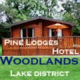 Woodlands Hotel & Pine Lodges are set in a delightful wood near Grange-over-Sands and just 6 miles from lake Windermere. Book now for special offers.