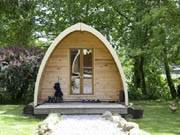 camping pods eskdale