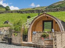 glamping in the lake district's grasmere
