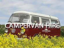 image of lake district accommodation camper van and motor home hire
