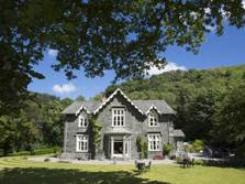 image of the hazel bank country house hotel in the lake district
