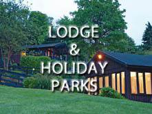 image of holiday park accommodation in the lake district