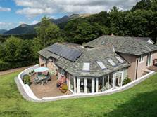 image of san ging lake district holiday cottages at Keswick