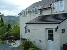image of a borrowdale holiday cottages lake district