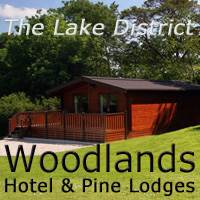 The Woodlands Hotel & Pine Lodges, overlooking woodlands and gardens, close to Grange-over-Sands,  is the ideal place for romantic weekend breaks or family holidays. Peaceful location, friendly staff, good food and great value.  With prices from £40pp for B&B, or £55pp DBB the Woodlands Hotel & Pine Lodges is a real hidden gem.