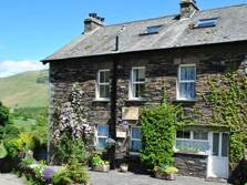 image of High Fold Guest House, a Windermere b&b in the Lake District