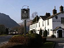 image of the swan hotel, one of the macdonald lake district hotels