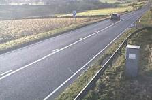 image of the a69 at brampton webcam
