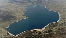 an image of cow green reservoir