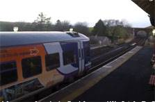 image of the kirkby stephen station webcam in cumbria