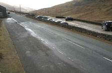 image of the A592 at Kirkstone Pass webcam in the lake district