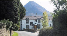 image of the kirkstile inn at loweswater an image link to the information page for loweswater village