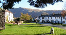 image of the village green at nether wasdale for an image link to the information page for nether wasdale
