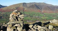 image of threlkeld and blencathra serving as an image link for the information page for threlkeld