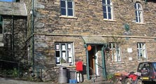image of the small shop in Troutbeck Village in the South Lakes