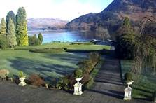 image of the Lake District webcam at Ullswater taken from the Inn on the Lake