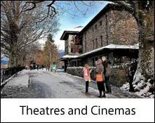 image of the outside of keswick theatre by the lake which is an image link to the theatres and cinemas in the lake district and cumbria page