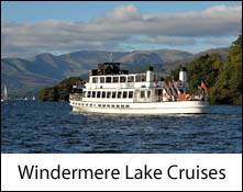 an image of a windermere lake cruises boat trips on windermere lake in the lake district
