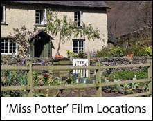image of yew tree farm at coniston, a film location for the beatrix potter film miss potter
