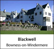 image of blackwell arts and crafts house in bowness on windermere in the lake district page