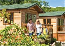 image of Crake Valley lodges at Coniston in the Lake District