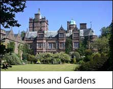 image of holker hall and gardens which is a place to visit in the lake district and cumbria page