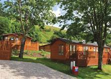 image of Limefitt lodges near Windermere in the Lake District