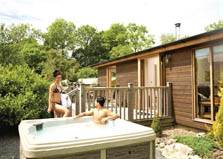 image of Meadow's End lodges near Windermere and Cartmel in the Lake District