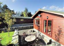 image of Pound Farm lodges near Windermere in the Lake District
