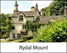 an image of rydal mount a william wordsworth house