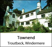 image of townend yeoman's house at troutbeck near windermere in the lake district page