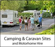 image motorhomes and camping places to stay in windermere in the lake district