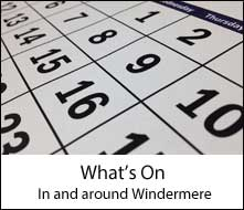 image of a Windermere calendar of events
