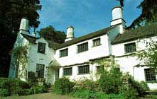 image of Townend Yeoman House near Windermere in the lake district