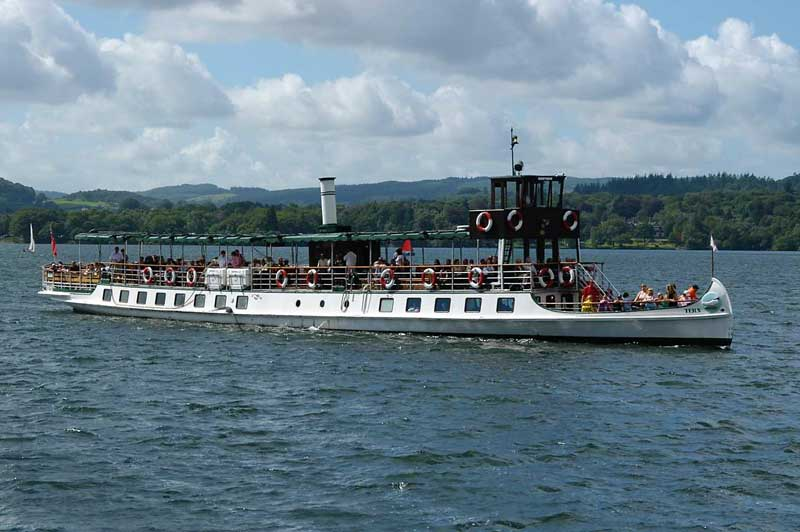 image of the Windermere Lake Cruises