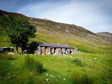 image of Black Sail hostel in the Lake District