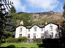 image of the YHA Coniston Holly How, one of the YHA Lake District hostels