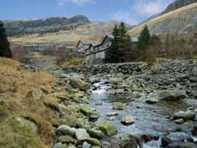 image of Helvellyn YHA hostel in the Lake District